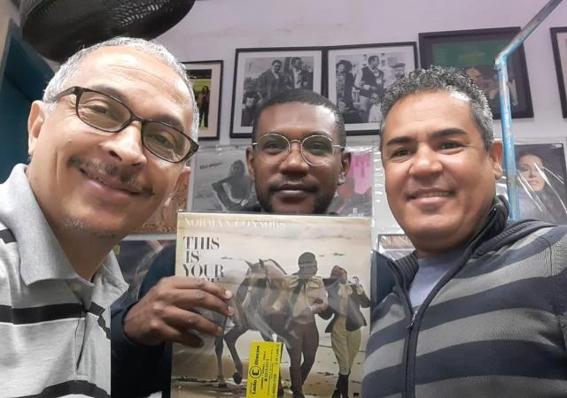 Amigos - Black Alquimista e Dj Moreno - Campinas/SP