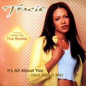 Tracie Spencer ‎- It's All About You (Not About Me)