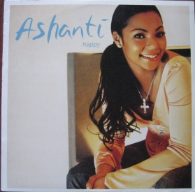 Ashanti ‎- Happy