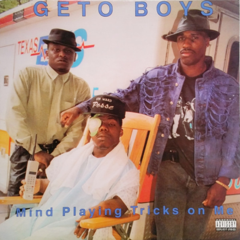 Geto Boys - Mind Playing Tricks On Me