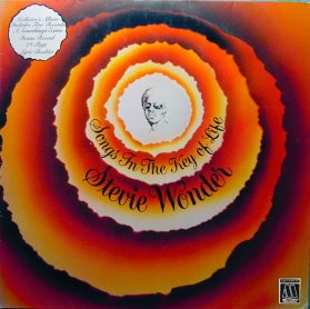 Stevie Wonder ‎- Songs In The Key Of Life