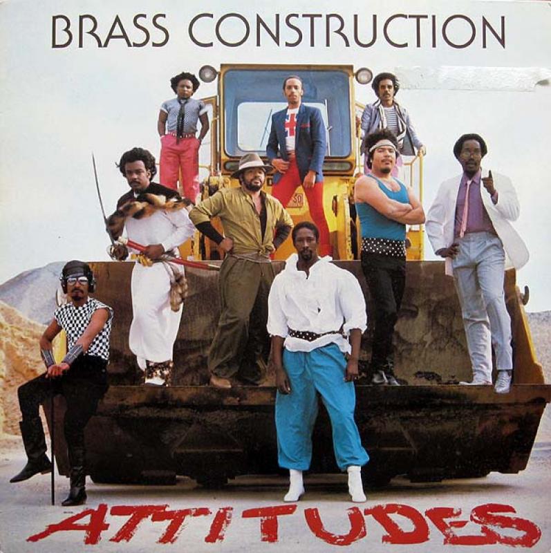 Brass Construction - Attitudes