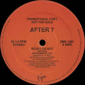 After 7 ‎- Ready Or Not