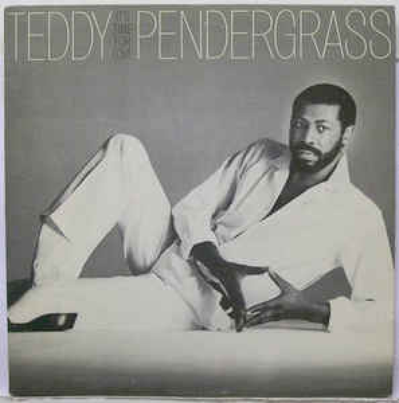 Teddy Pendergrass ‎- It's Time For Love
