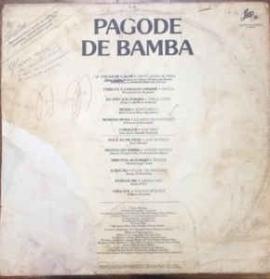 Various - Pagode De Bamba