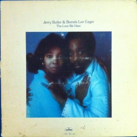Jerry Butler and Brenda Lee Eager