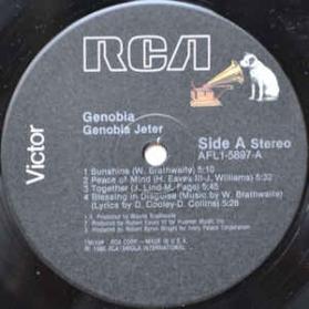 Genobia Jeter - Genobia