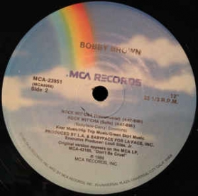 Bobby Brown - Rock Wit'Cha (Extended Version)