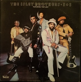 The Isley Brothers ‎- 3 + 3