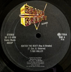 T/Ski Valley/ Catch The Beat! / !Catch The Groove!