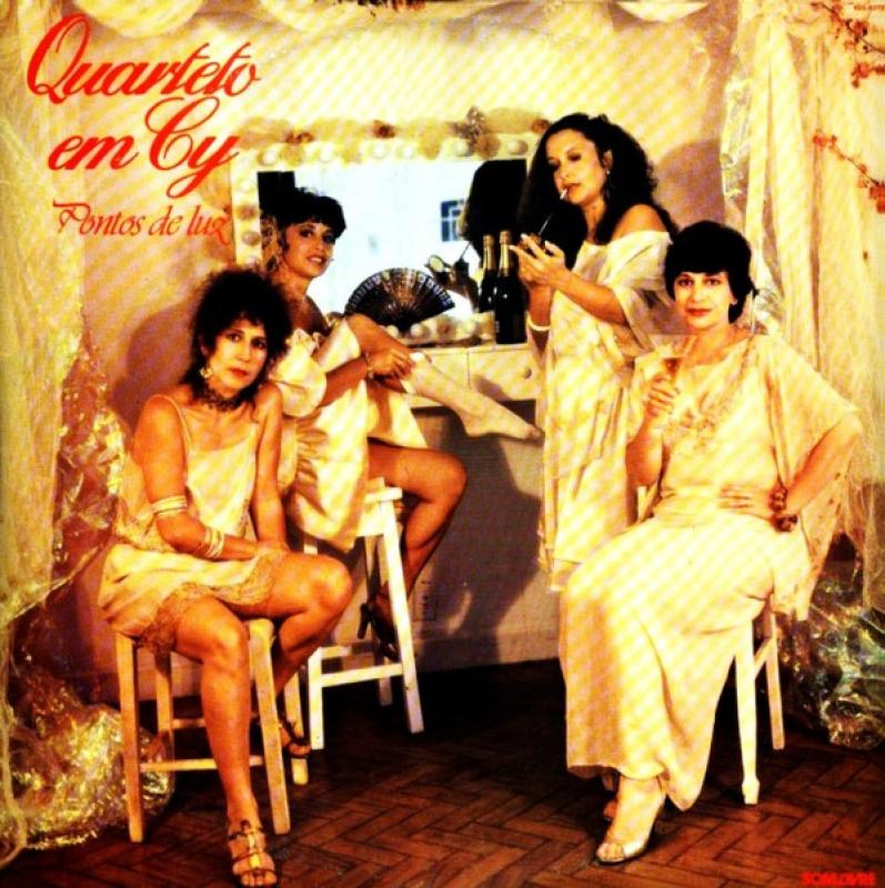 Quarteto Em Cy - Pontos De Luz