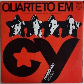Quarteto Em Cy - Resistindo - Ao Vivo