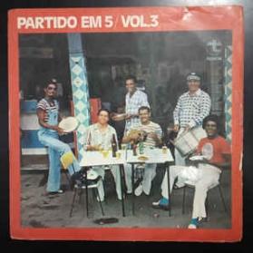 Partido Em 5 - Vol. 3