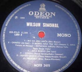 Wilson Simonal - Wilson Simonal