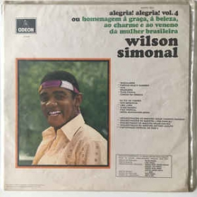 Wilson Simonal - Alegria! Alegria! Vol. 4