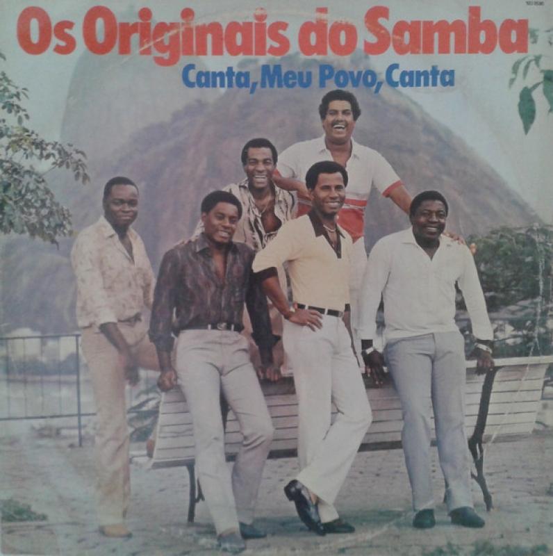 Os Originais Do Samba - Canta Meu Povo Canta