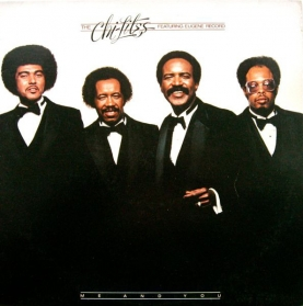 The Chi-Lites Featuring Eugene Record - Me And You