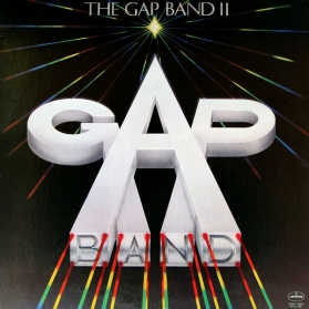 The Gap Band ‎- The Gap Band II