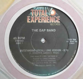 The Gap Band ‎- Outstanding