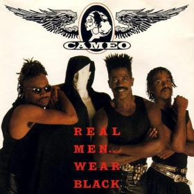 Cameo ‎- Real Men.. Wear Black