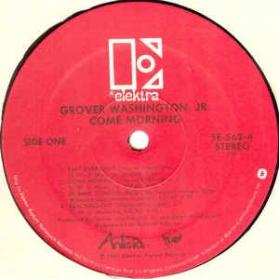 Grover Washington, Jr. - Come Morning