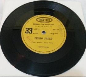 Pedro Paulo - Domingo Tem Maracana / Minha Amiga Stella