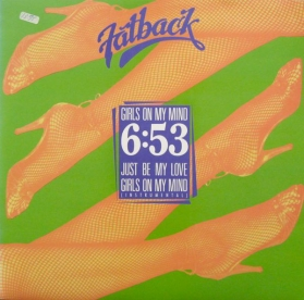 Fatback - Girls On My Mind