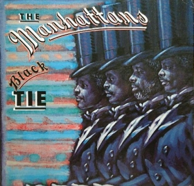The Manhattans - Black Tie