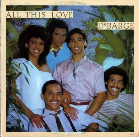 DeBarge - All This Love