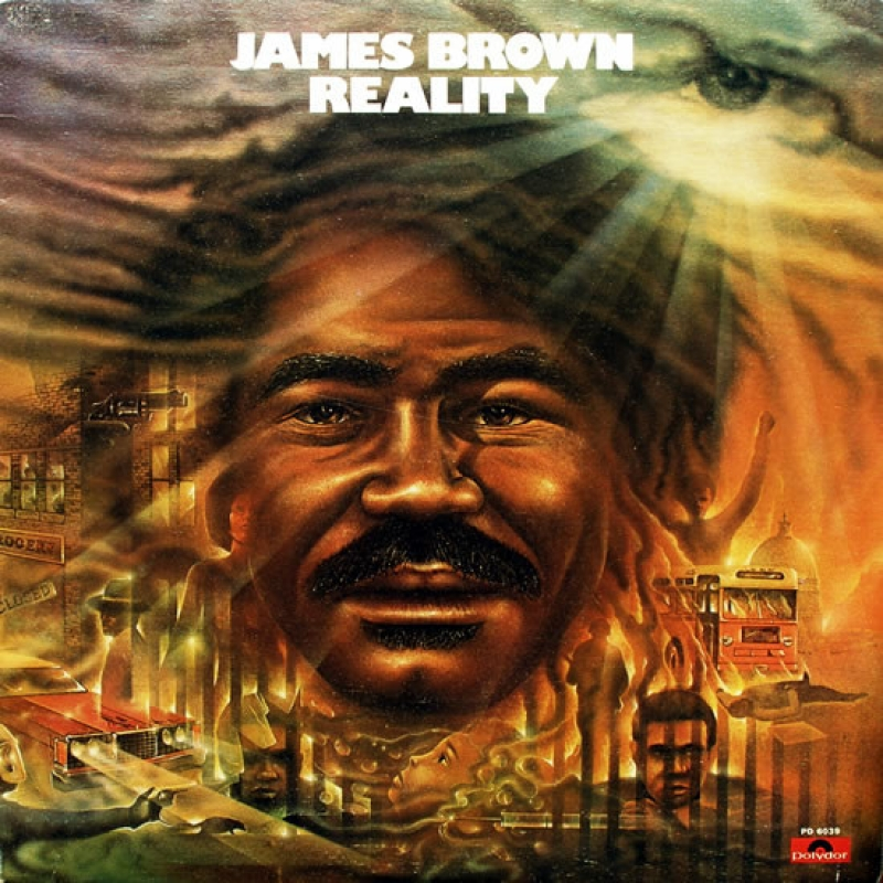 James Brown - Reality