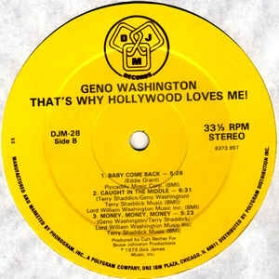Geno Washington - That s Why Hollywood Loves Me