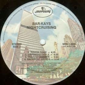 Bar-Kays - Nightcruising