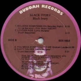 Black Ivory - Black Ivory