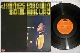 James Brown - Soul Ballad