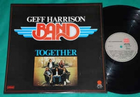 Geff Harrison Band - Together