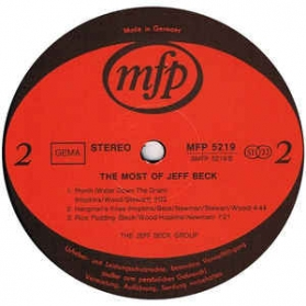 The Jeff Beck Group - The Most Of Jeff Beck