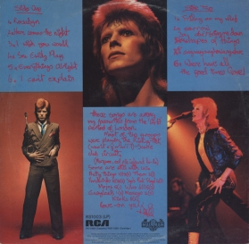 Bowie - Pinups