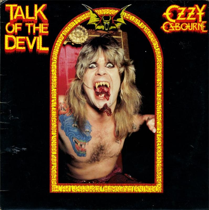 Ozzy Osbourne - Talk Of The Devil
