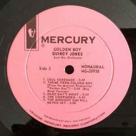 Quincy Jones - Golden Boy