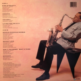 Stanley Turrentine - Wonderland (Plays The Music Of Stevie Wonder)