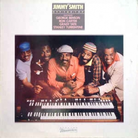 Jimmy Smith ‎- Off The Top