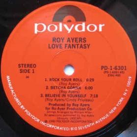 Roy Ayers - Love Fantasy