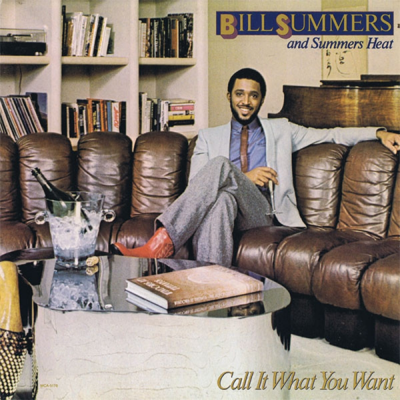 Bill Summers e Summers Heat - Call It What You Want