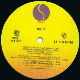 Ice-T - Lethal Weapon
