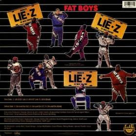 Fat Boys - Lie-Z