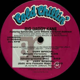 Big Daddy Kane - Very Special - Stop Shammin
