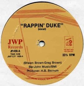 Rappin Duke