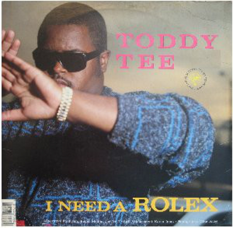 Toddy Tee - Domination - I Need A Rolex - You Haven't Heard Nothing