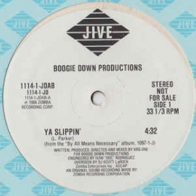 Boogie Down Productions - Ya Slippin' - My Philosophy