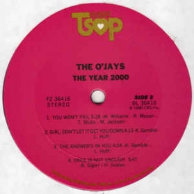 The O'Jays ‎- The Year 2000